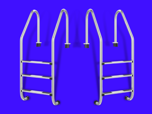best inground pool ladders