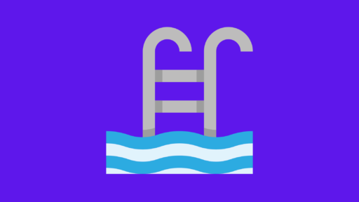 replacing pool ladder anchors